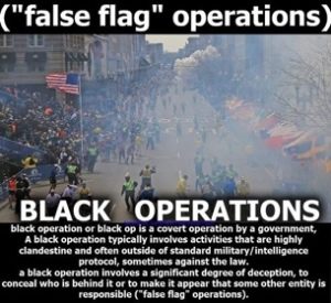 Who is pulling the strings behind the curtain of black operations?