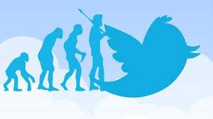 Evolution Twitter