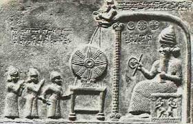 The Anunnaki, those who came from the heavens