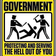 Protect and Serve who- the People or Corporations?
