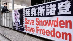 Save Snowden Save Freedom