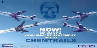 Fight Chemtrails with Skyderalert App