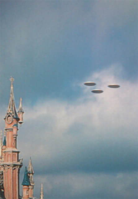 Ufos Over Disney
