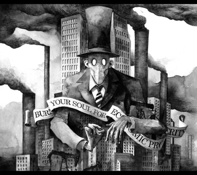 Industrialized civilization